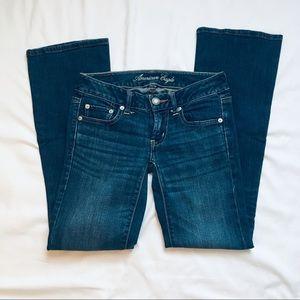 AMERICAN EAGLE Stretch Boyfriend Jeans H19-EEU0008